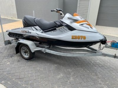 Sea-Doo RXPX 255 Seadoo RXT-X 255RS. 255HP supercharged.