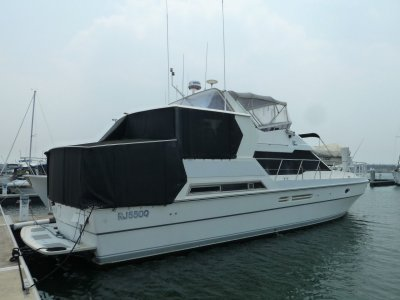Vitech 55 Yacht Fisher