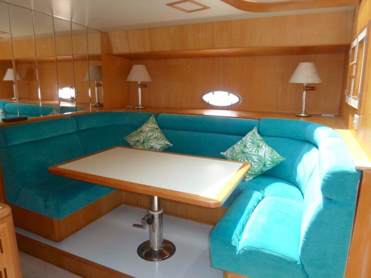 Vitech 55 Yacht Fisher