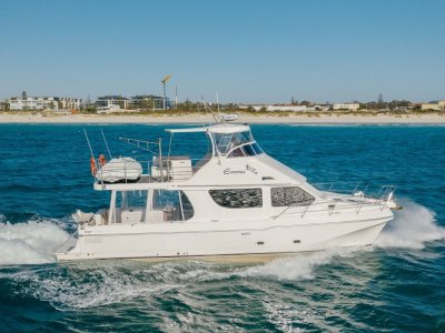 Cougar Cat 43 Flybridge - $400,000 refit completed in 2019