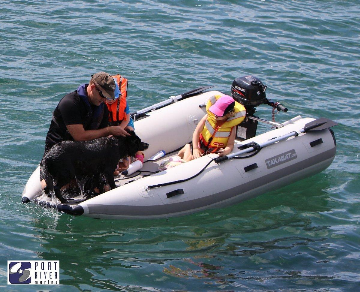 Takacat 300LX   Port River Marine Services