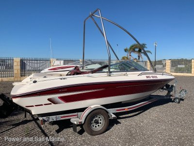 Sea Ray 180 Sport With $2000 recent spend on trailer!