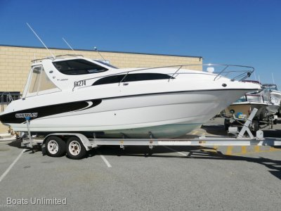 Whittley CR 2800 DELUXE CRUISER VERY STYLISH BOAT FOR SALE