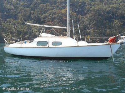 Southerly 23 Very tidy Mooring Minder with full Serv or Use
