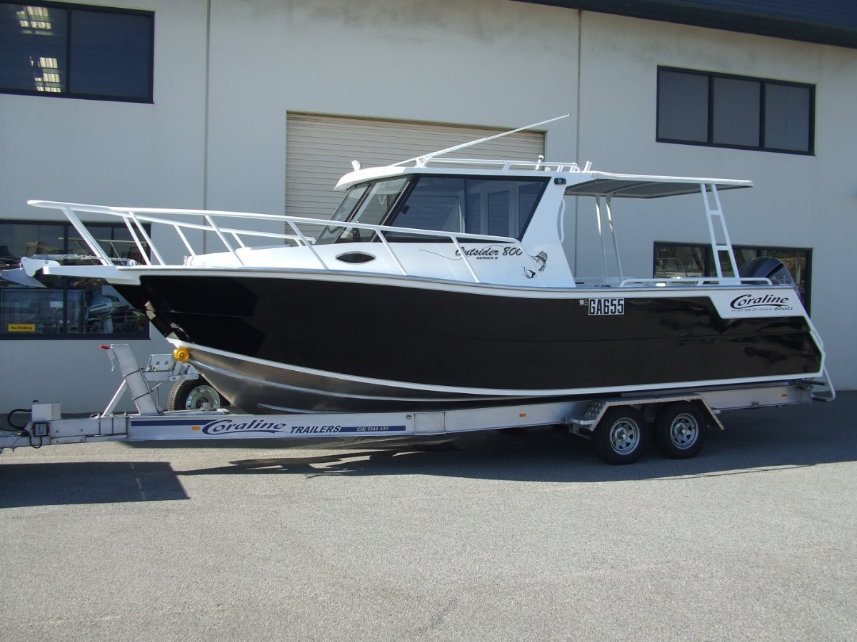 Coraline 800 Outider Series Ii