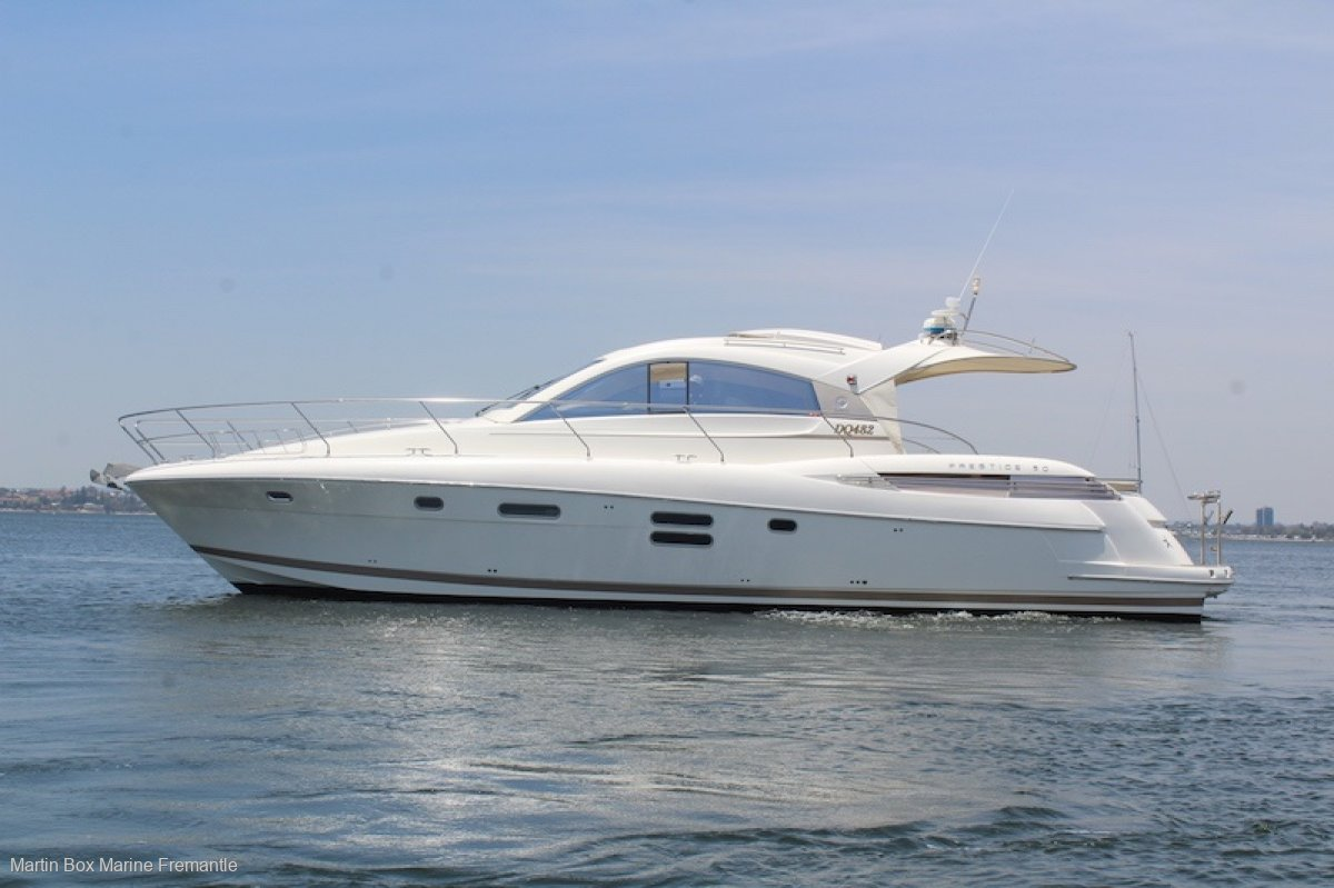 Jeanneau 50S (Suit Riviera SUV, SeaRay and Mustang buyers)