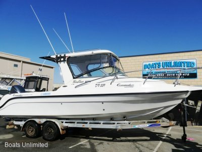 Commodore Abrolhos 8000 FAMILY FISHING BOAT ALROUNDER!!- Click for more info...