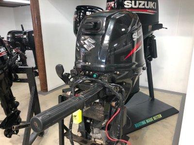 2013 Suzuki 30hp 4 stroke