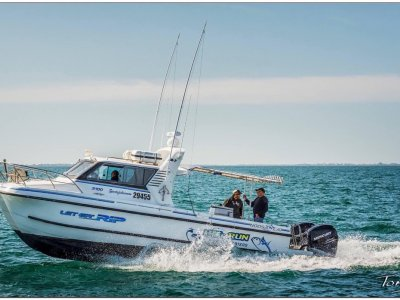 Noosa Cat 3000 NOOSA CAT 3000 - PERFECT FOR FISHING CHARTERS