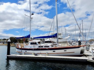 Cheoy Lee 43 Bluewater Pilothouse Ketch HUGE PRICE REDUCTION - MUST SELL!!