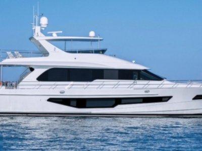 23m Flybridge Motoryacht