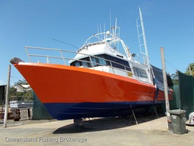 LV312 - $220,000 - Commercial Fishing or Charter