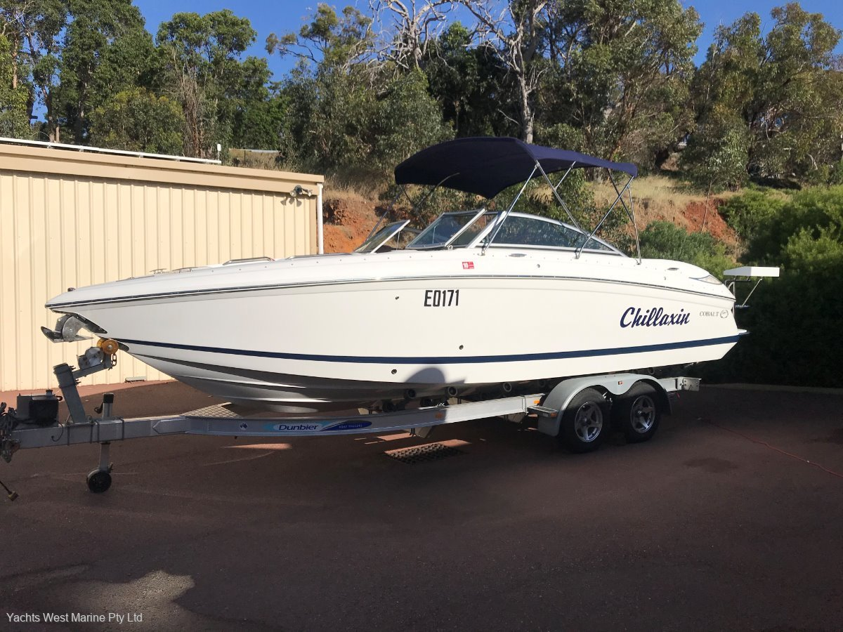 """Cobalt 262 BOW RIDER with """"15 People Capacity"""":COBALT 262  by  YACHTS WEST MARINE"""
