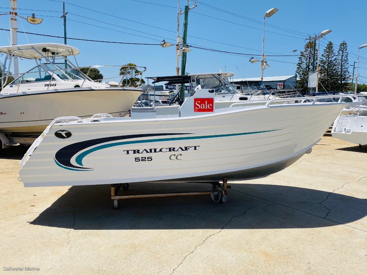 Trailcraft 525 Centre Console with Massive Savings
