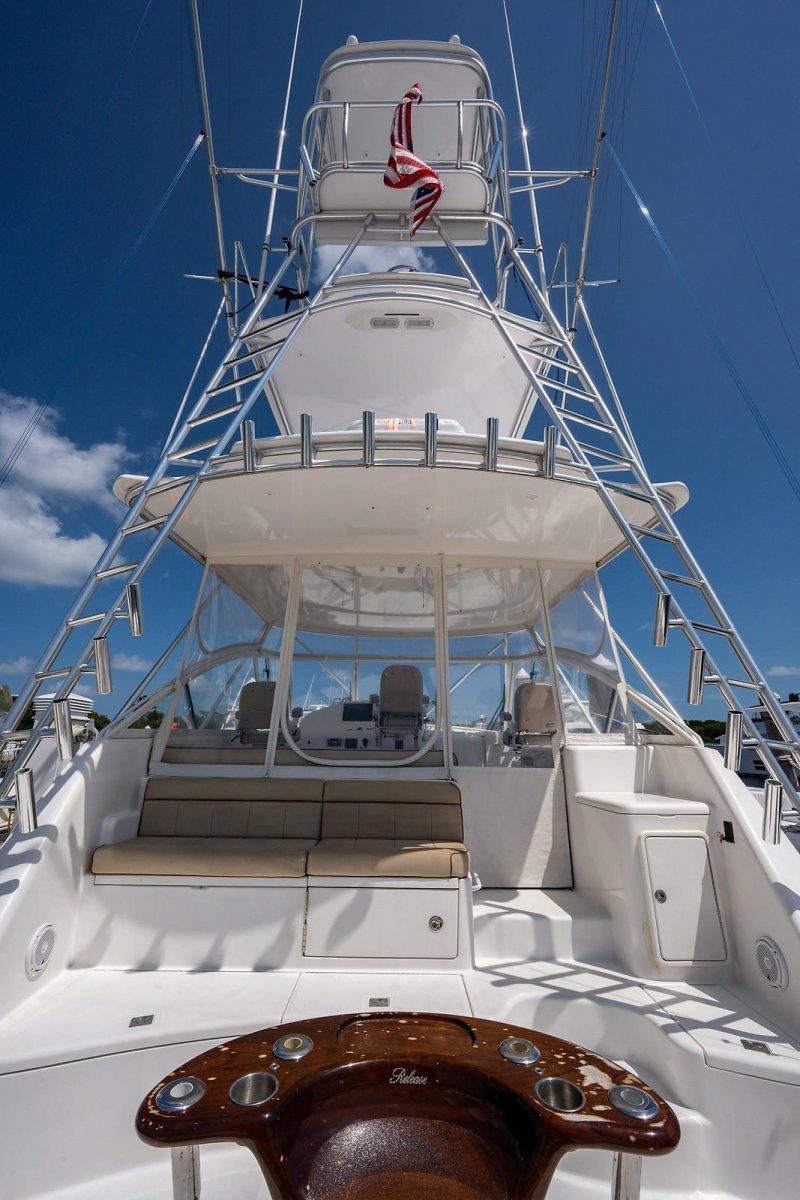 Cabo 44 Hardtop Express
