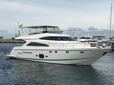 "Fairline Squadron 65 """"""""CHRISTMAS READY"""""""""