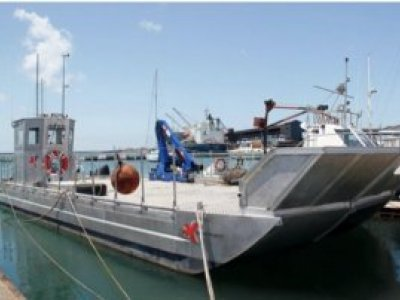 MODCAT 1200 SD Workboat and Transport Solutions