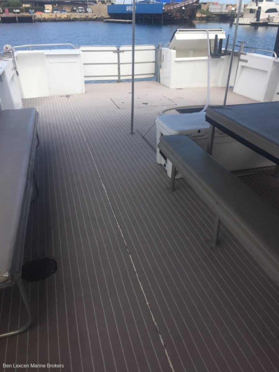 Conquest Charter 65' Business Available