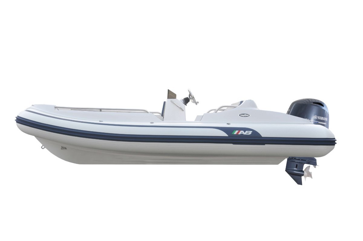 AB Inflatables Nautilus 17 DLX Luxury Rigid Inflatable Boat