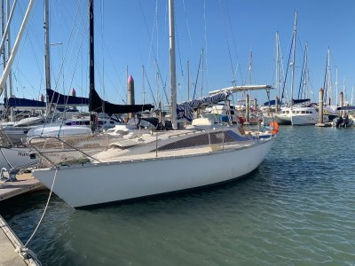 Yamaha Y30C 30 Sailing Yacht New motor and standing rig
