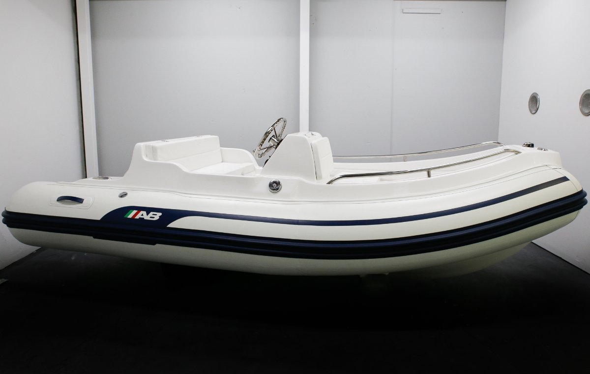 New Ab Inflatables Nautilus 13 Dlx Luxury Rigid Inflatable