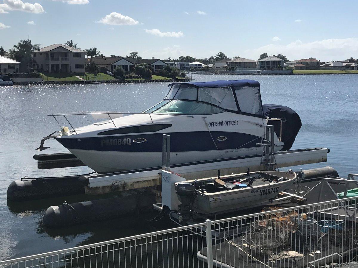 Air Dock Boat lifter Superior H60