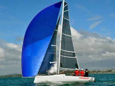 FarEast 23R - Racing Sails Included