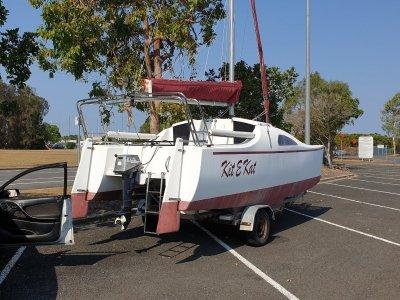 Little Barrier 6 Catamaran
