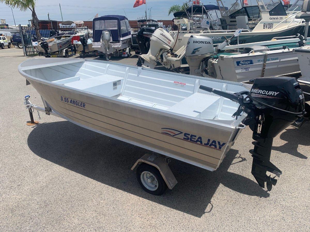 New Sea Jay 3.55 Angler