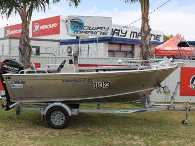 Sea Jay 4.48 Avenger Sports Side console (NOW REDUCED!!!)