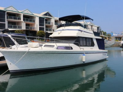 Fairway 36 Flybridge