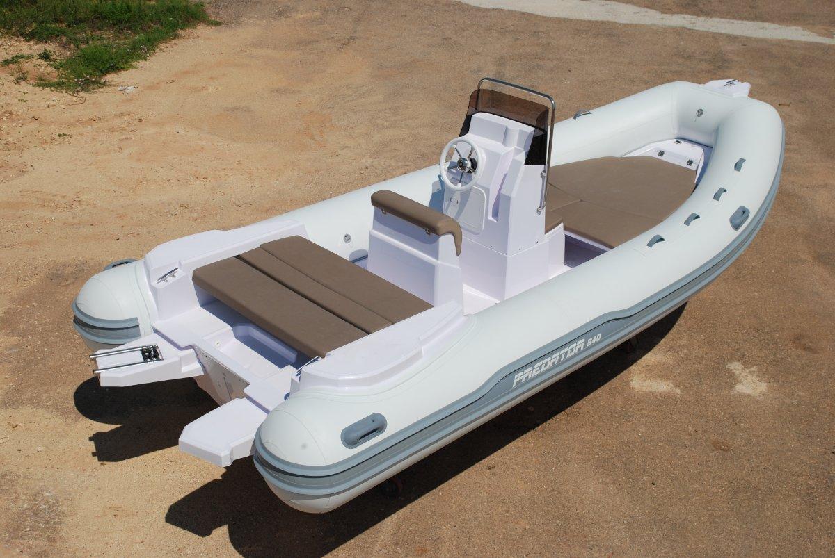 Italboats Predator 540