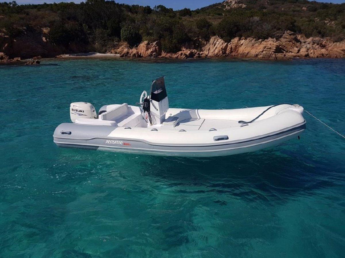 Italboats Predator 500 Luxury Rigid Inflatable Boat