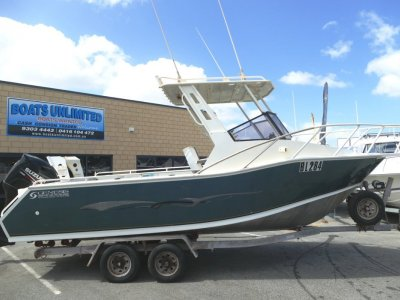 Genesis 640 Sports Cuddy FAMILY FISHING DIVING BOAT