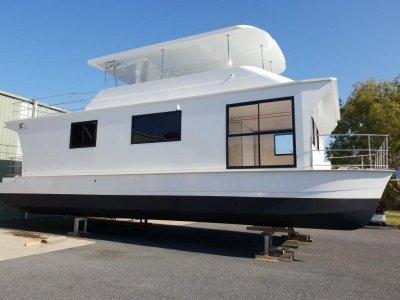 Eagle Catamaran 45 Houseboat - Brand New, Unlaunched
