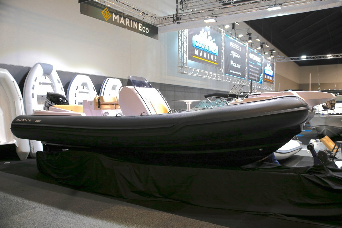 Italboats Stingher 22GT Luxury Rigid Inflatable Boat
