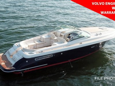 Chris Craft Corsair 36 - VOLVO ENGINES WITH WARRANTY