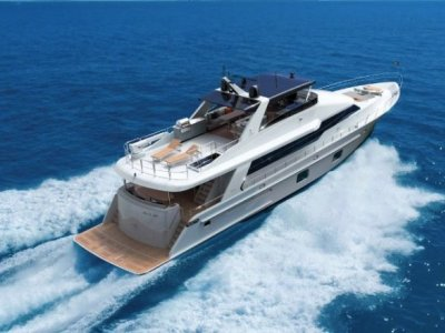 NEW BUILD - 27m Motor Yacht