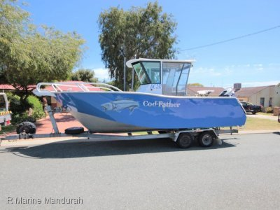 Jackman 6.8 Island Cab *** UNDER OFFER IN 48 HOURS ***SOLD