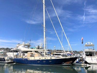 Bruce Roberts 26 Custom Steel Cruising Yacht