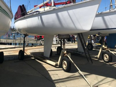 Swarbrick S80 Lead Keel 1987 Model Great Condition