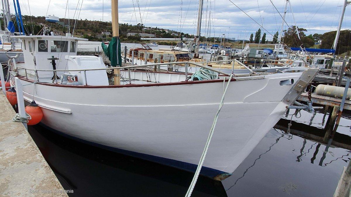 Bernard Wilson Ex Cray Boat Bronwyn