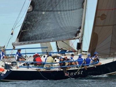 Nelson Marek 43 Race Yacht