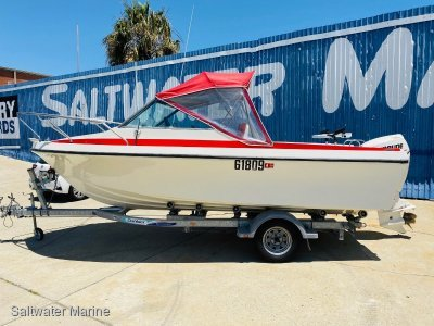 Baron Outrider V1850 Offshore Sportsman In excellent condition!!