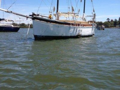 Tahitian Ketch Yacht