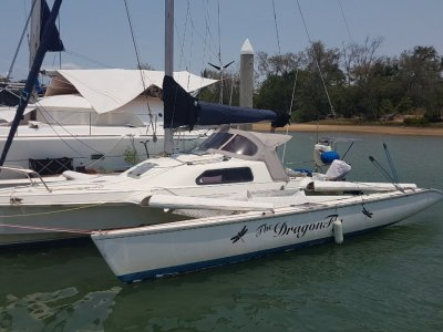 Dragonfly 25 Swing Wing Touring DRAGONFLY 800