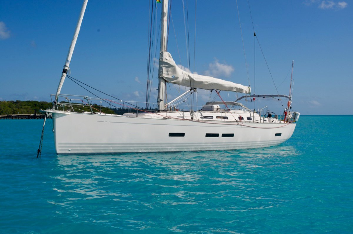 X-Yachts Xc 50 Built and Equipped for Unlimited Ocean Condition.