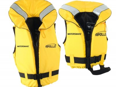 WATERSNAKE APOLLO PFD1 LIFEJACKETS - CHILD TO ADULT SIZES - ONLY $ 49.00 EA