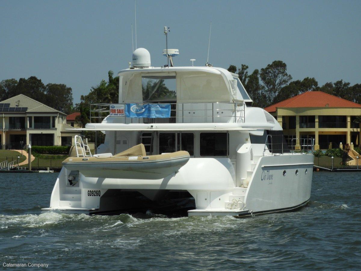 Jutson 55 Long Range Power Catamaran