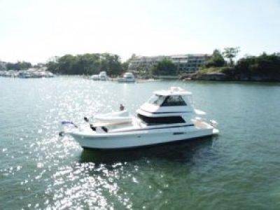 Riviera 48 Flybridge